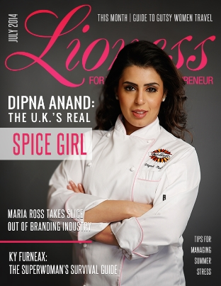 """Dipna Anand, chef at her family's North Indian Punjabi family-run restaurant,  The Brilliant , talks about her new cookbook, """" Beyond Brilliant ,"""" where she hopes to spread her knowledge and love for Indian cuisine to the masses."""