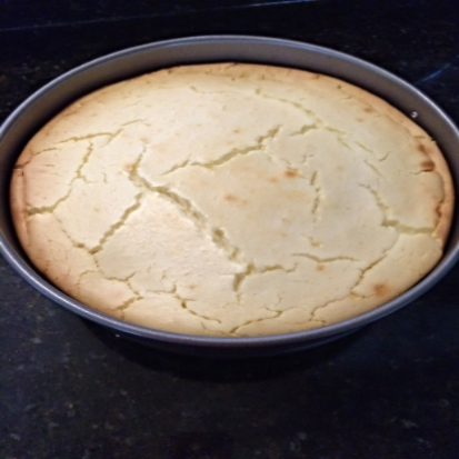 Baked and fresh out the oven!