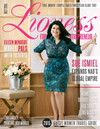 Sue Ismiel is the woman behind the international brand, Nad's, the no-heat hair removal gel. We talk to Ismiel about how she built her empire.