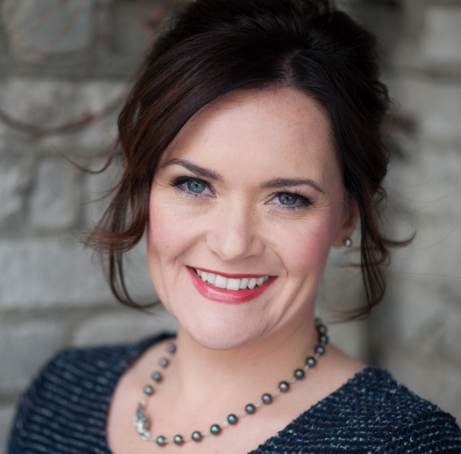 Michelle McGlade gives the Holistic Approach A Western Sensibility. This entrepreneur was thrown for a loop in college when she had to deal with chronic pain. She found not only healing in a holistic approach, but a career.