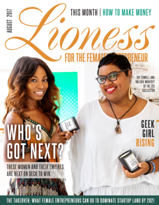 Who's Got Next? We talk to the female entrepreneurs behind three on the rise startups who are primed to be the next big thing. See who's on deck.
