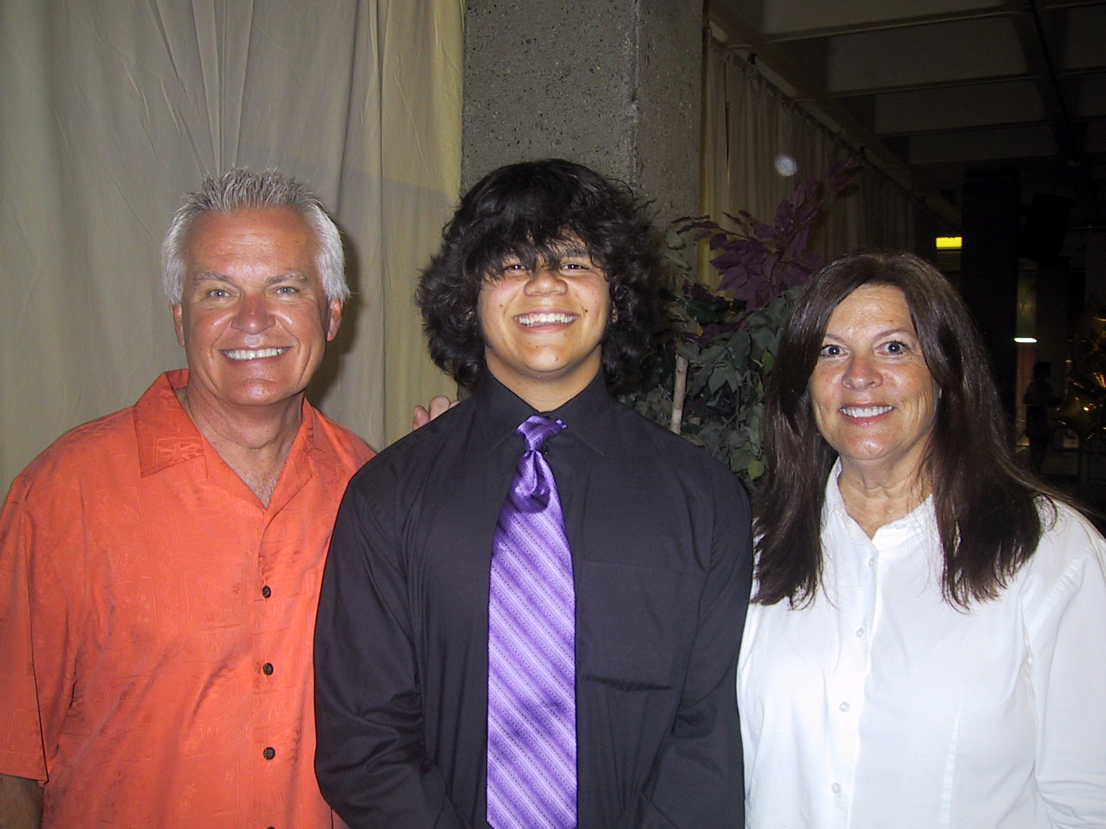 """Alex Allison [2008]   Brian """"Bubba"""" Kapko Memorial Scholarship  Estancia High School Scholarship Awards"""