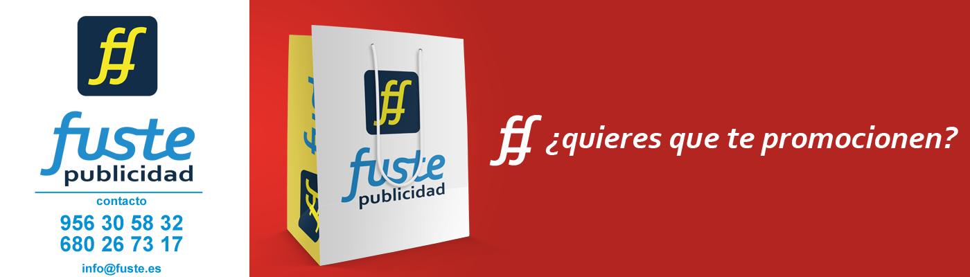 Fuste Publicidad Merchandising Jerez Bolsas