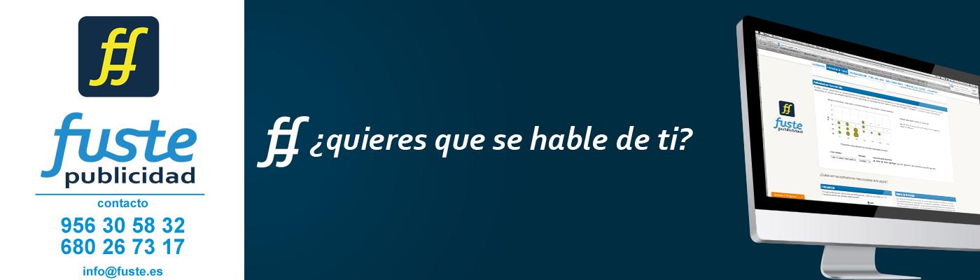 Fuste Publicidad Análisis Redes Sociales Jerez