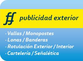 FUSTE publicidad Exterior Jerez