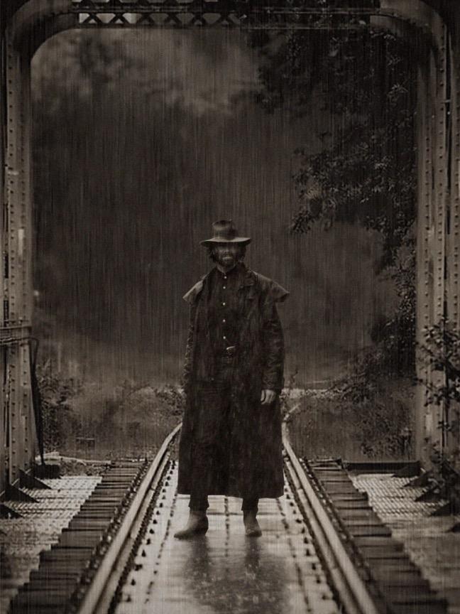 Jacob on wet tracks.jpeg