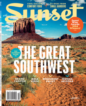 Sunset Magazine September 2014