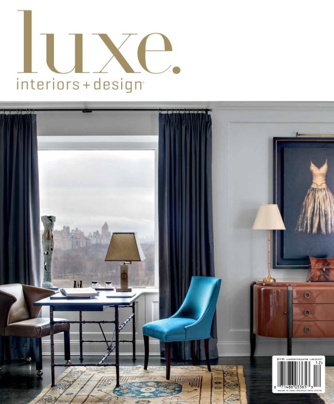 Luxe Magazine November 2015