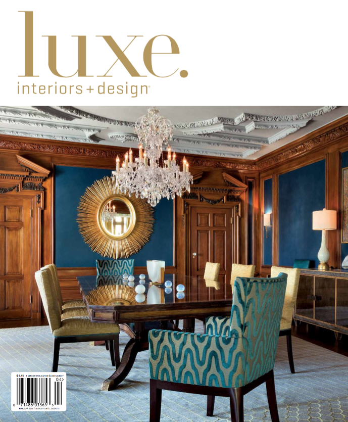 Luxe Magazine March/April 2016