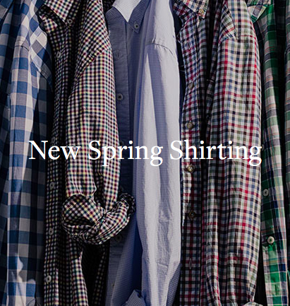 New_spring_shirting