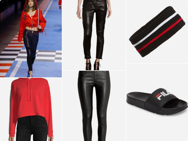 TOMMY HILFIGER SERIES - Ever wanted to look like you stepped off the runway? I've been reviewing all the A/W 18 shows and thought I'd help show you how easy it is to create your own look just like you stepped off Tommy Hilfiger's runway. This features both mens and womens looks.Tommy always hits the mark when it comes to americana heritage style. Click the image or follow the link below and see how you can create your own runway look for FRACTION of the price. xx yours in style, AB