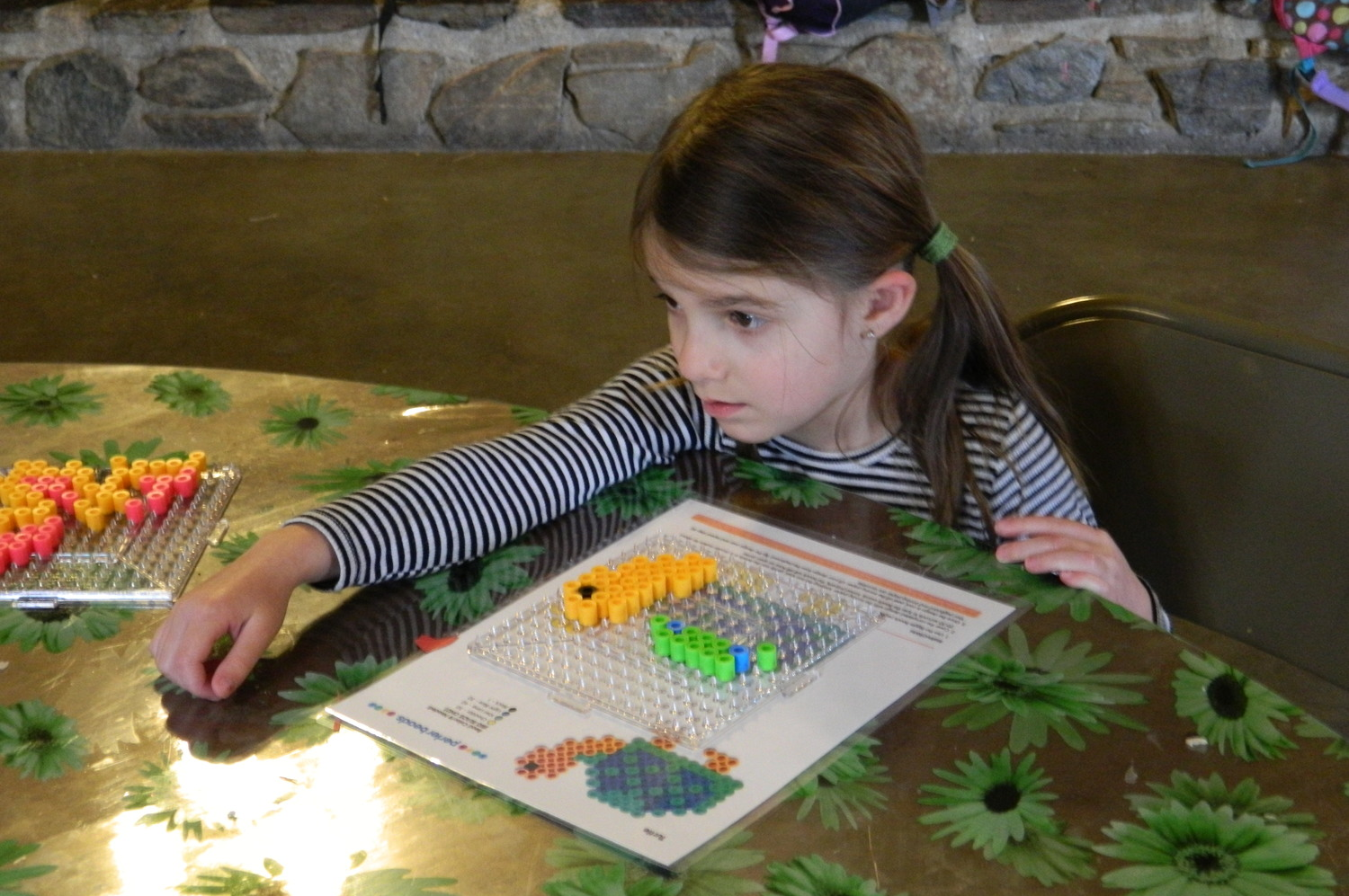 Hamma beads are always a popular choice.