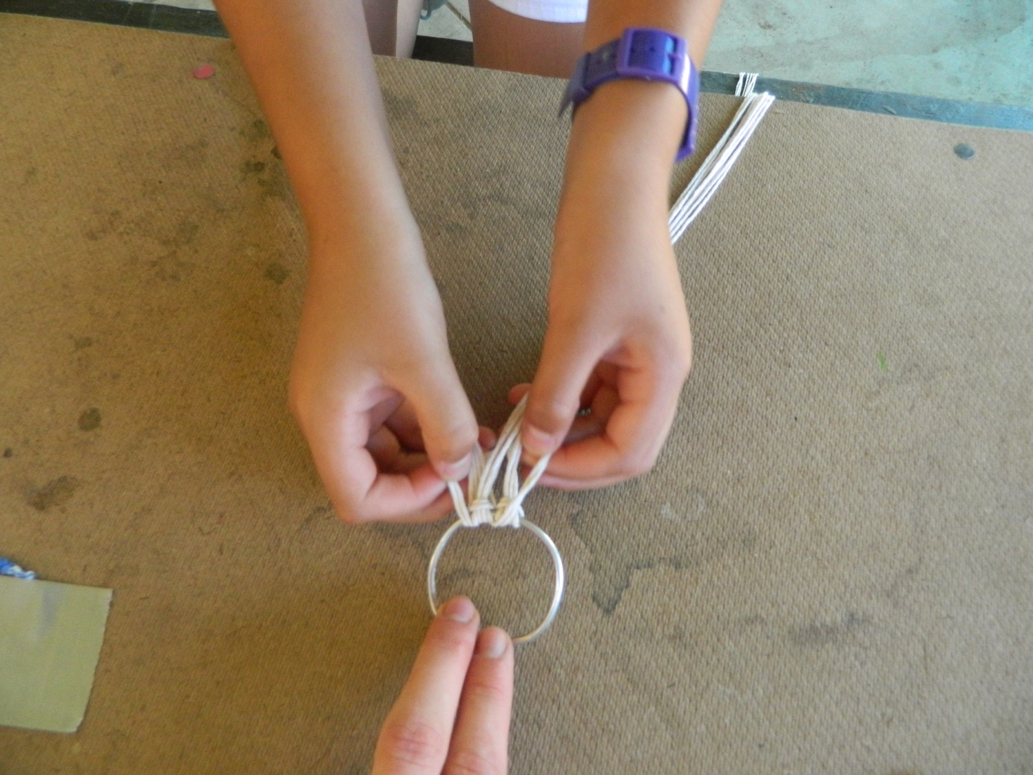 Like in our Summerkids program, each day offers a mix of activities.