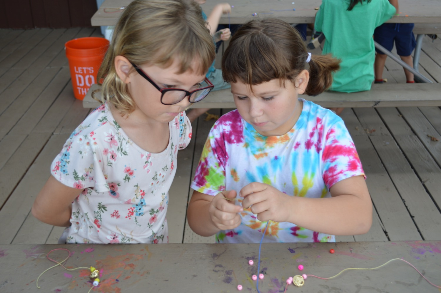The #1 rule of camp is to have fun, and that's what we want for all of our campers.
