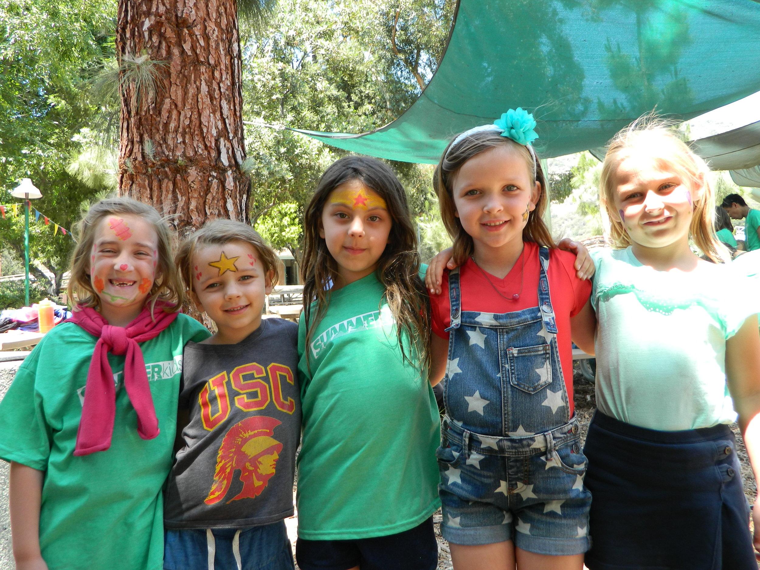 Summerkids is a place where campers make lifelong memories,