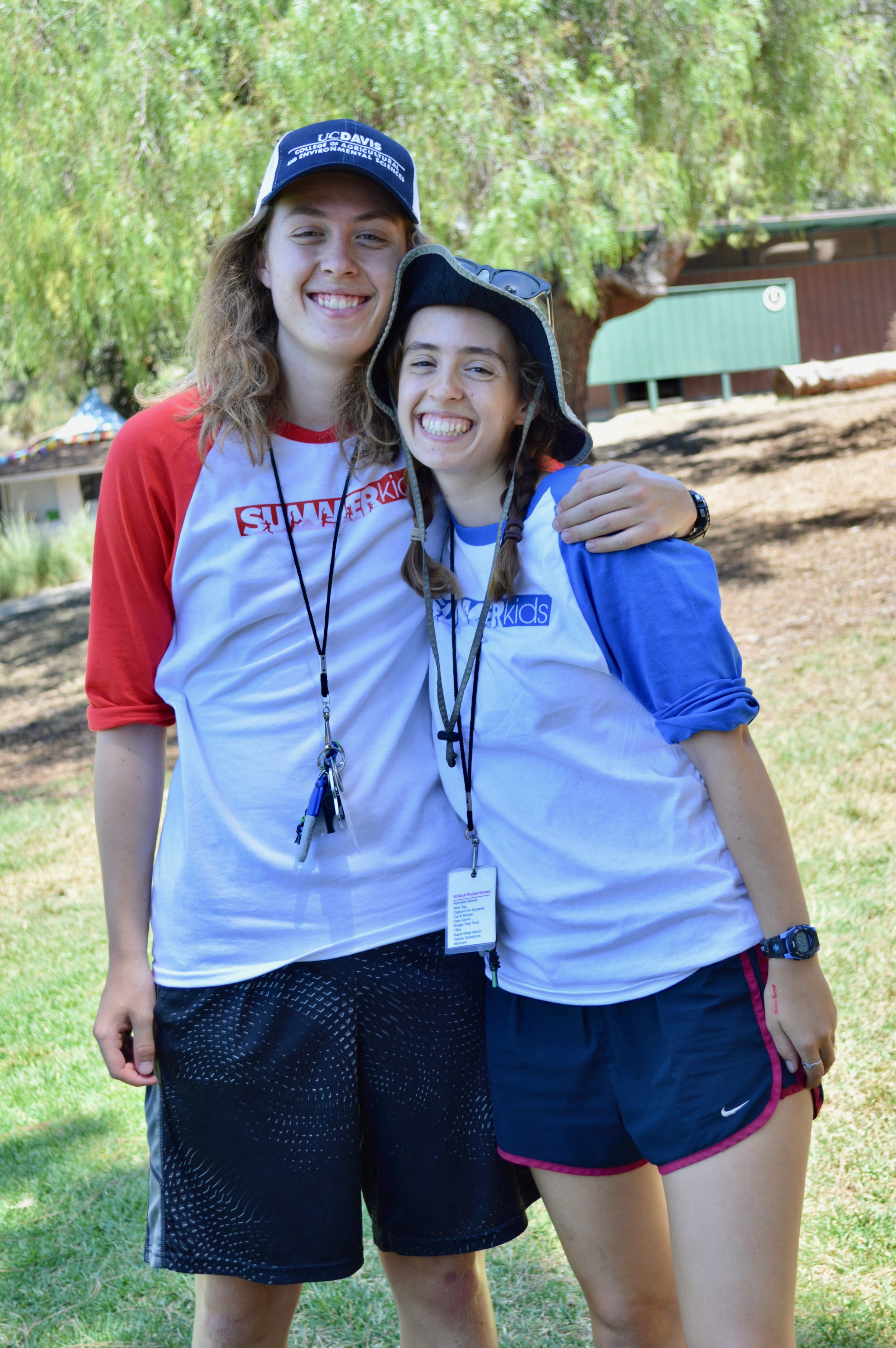 We can't wait to see you at camp!