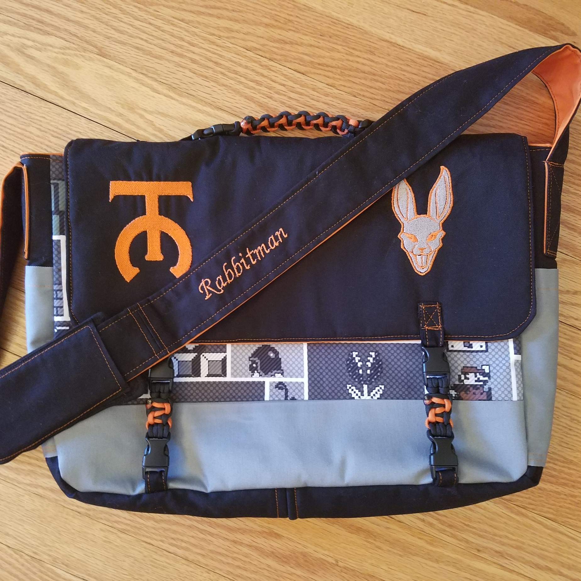 Tock Custom Rabbitman109 Bag
