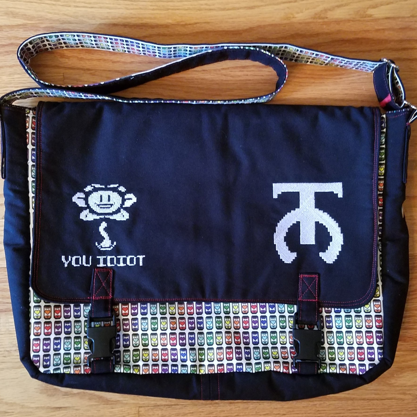 Tock Custom - Undertale Bag