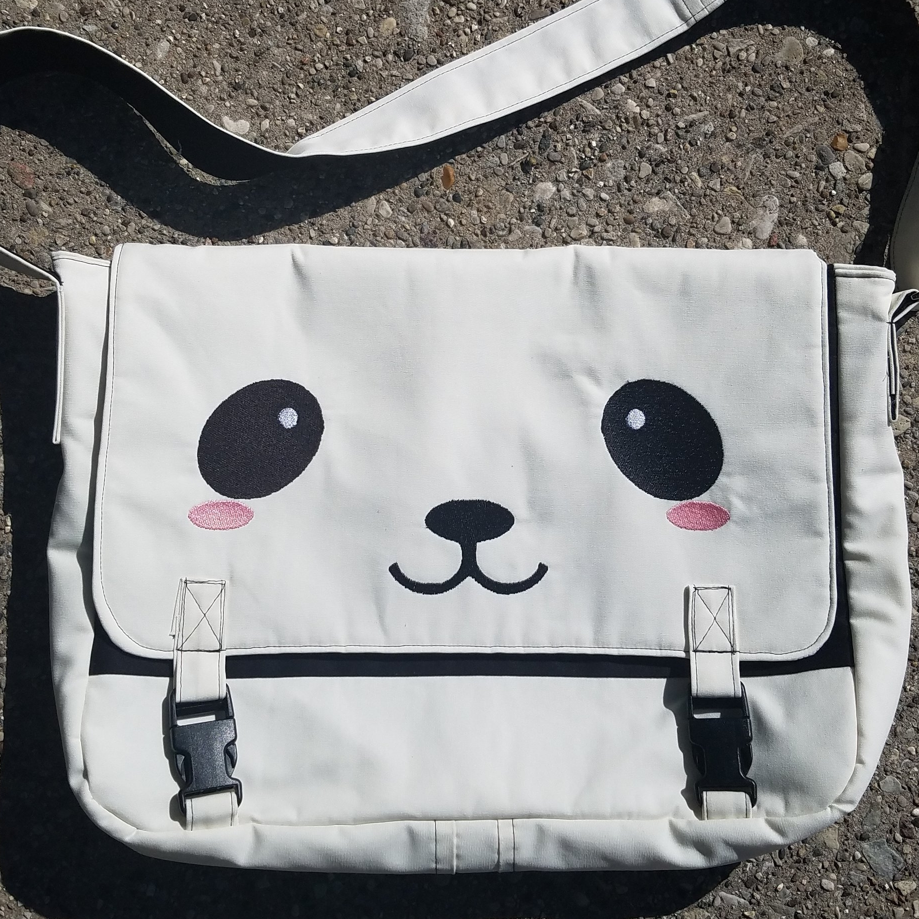 Tock Custom - Panda Bag