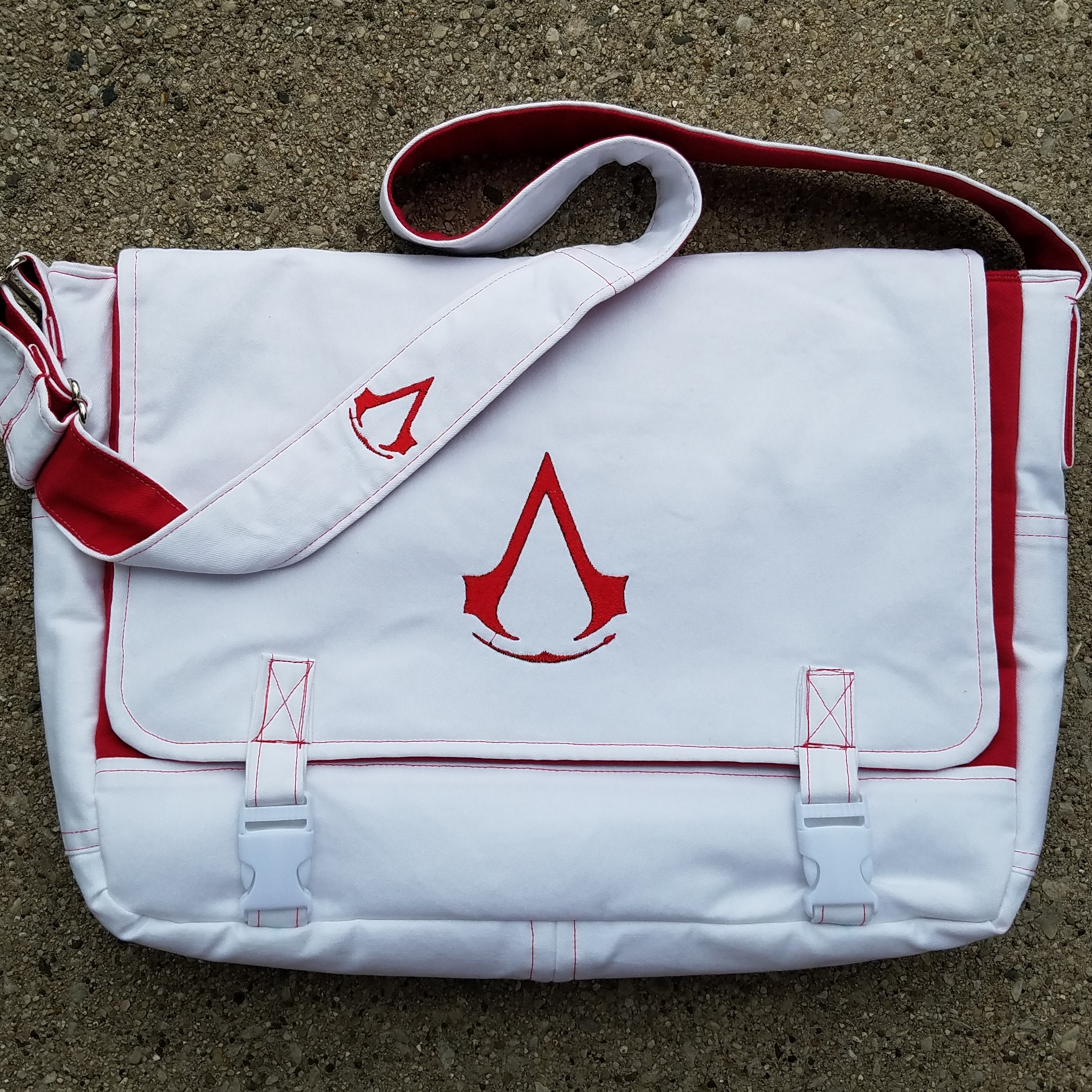 Tock Custom - Assassin's Creed Bag
