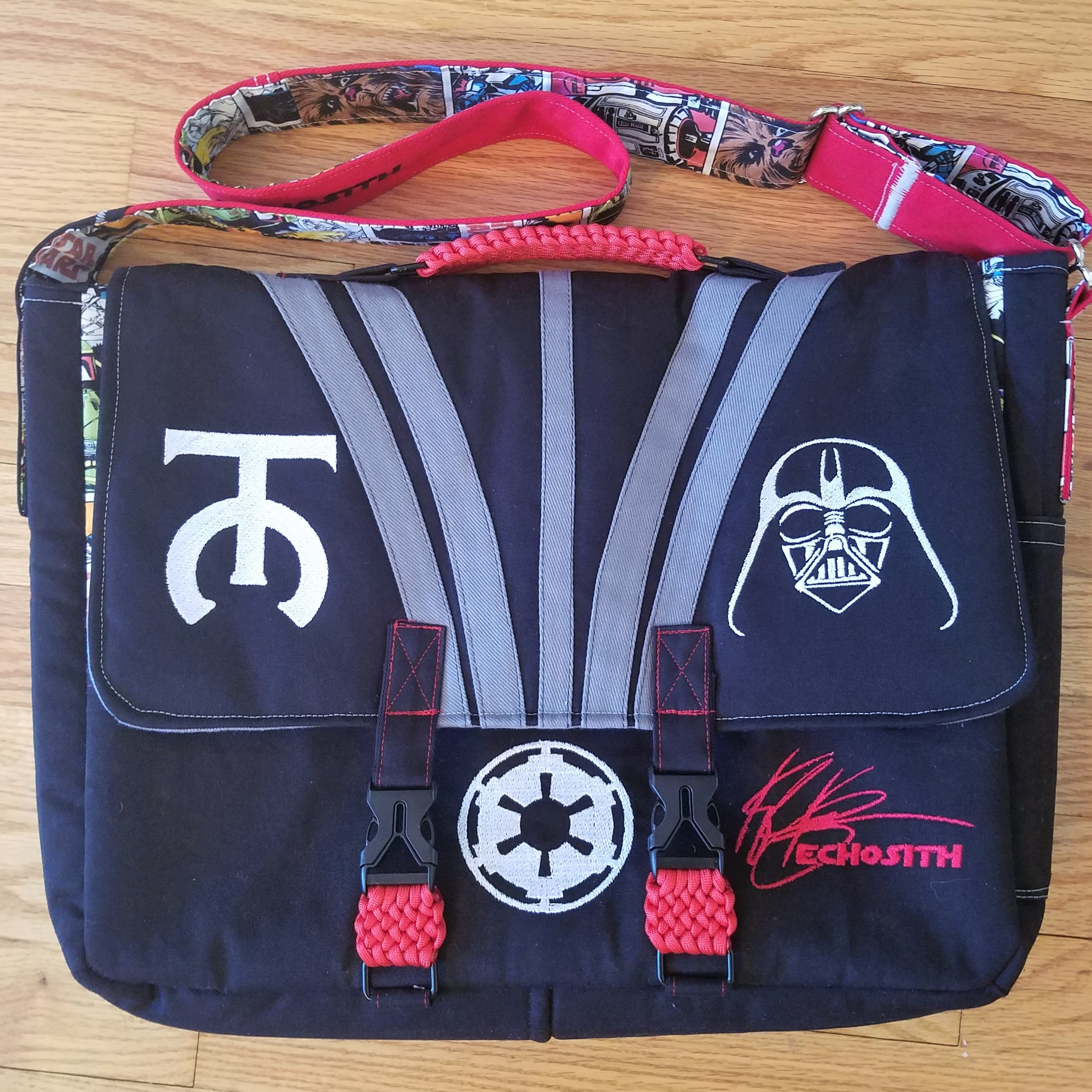 Tock Custom - Echosith Star Wars Bag