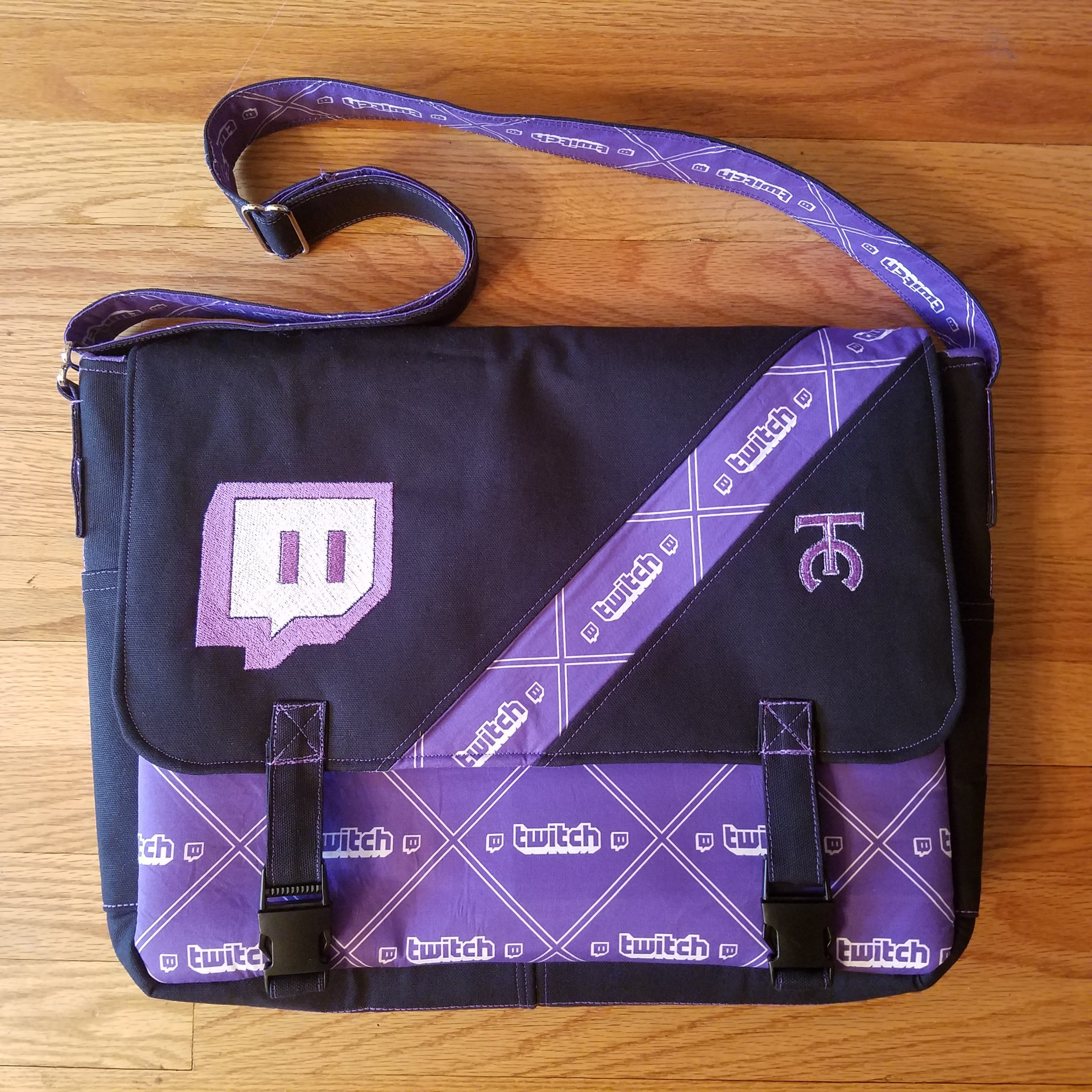 Tock Custom - Twitch Bag
