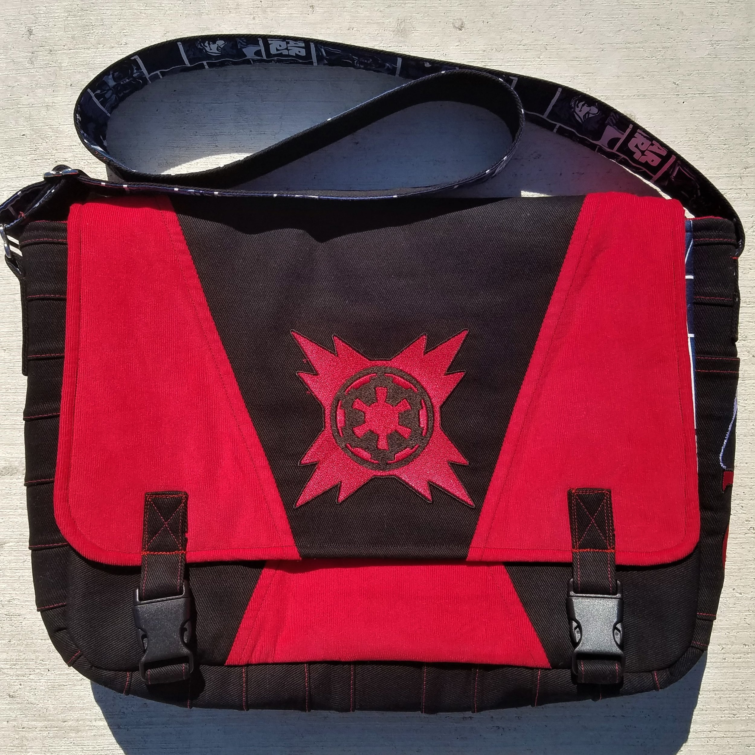 Tock Custom - Star Wars Sith Bag