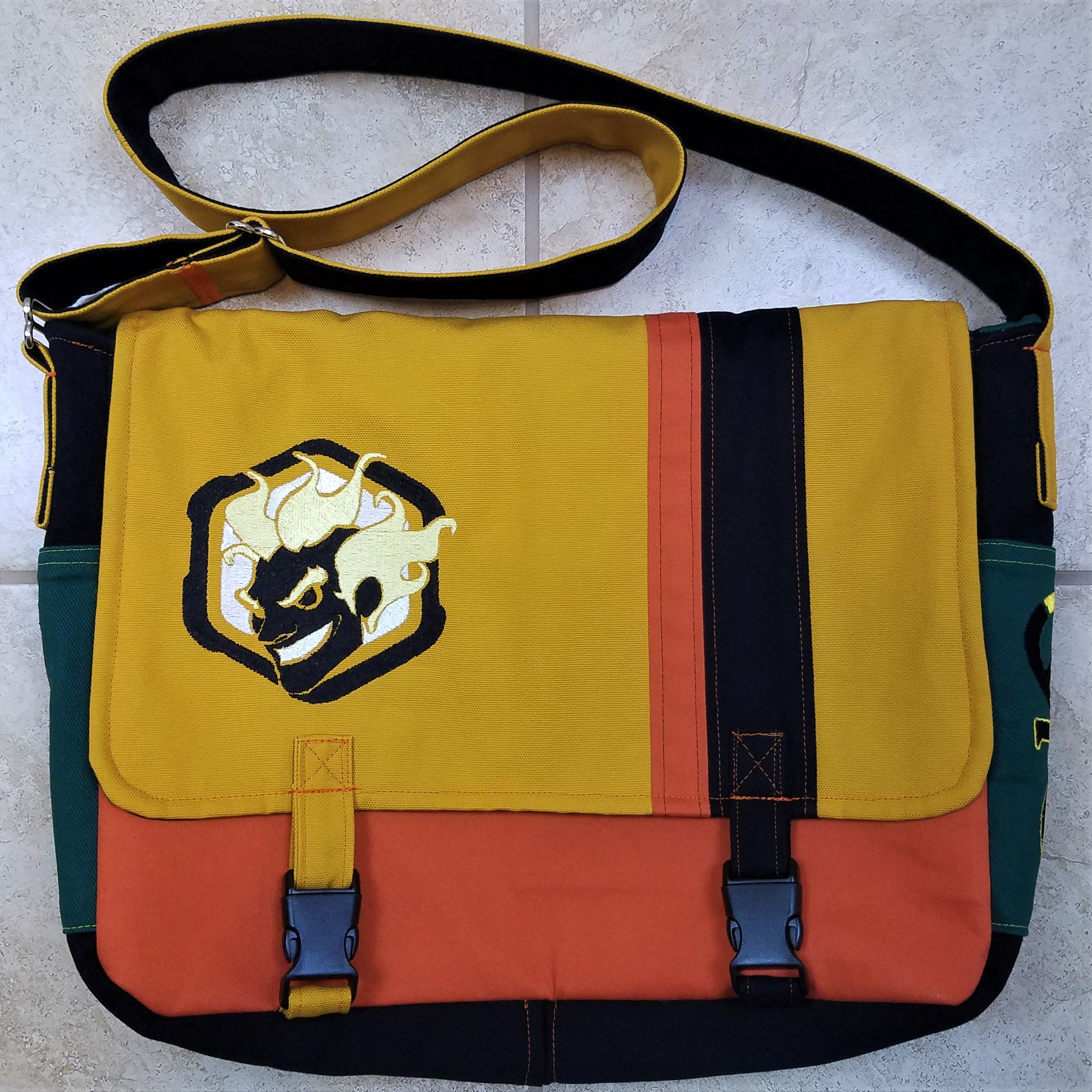 Tock Custom - Overwatch Junkrat Bag
