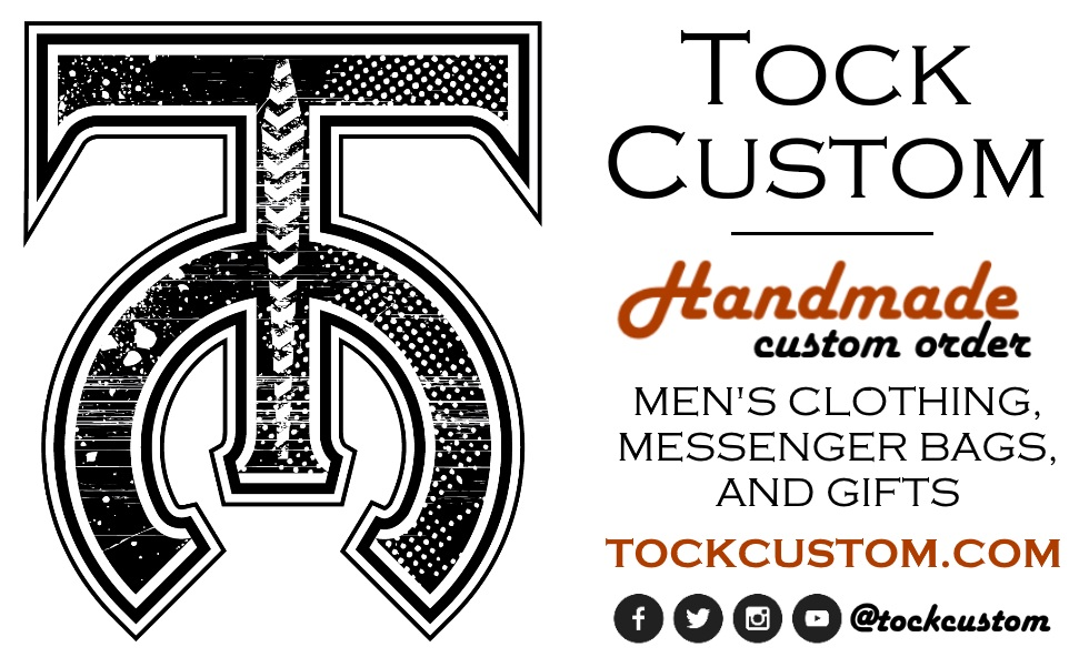 Tock Custom - website title - business card