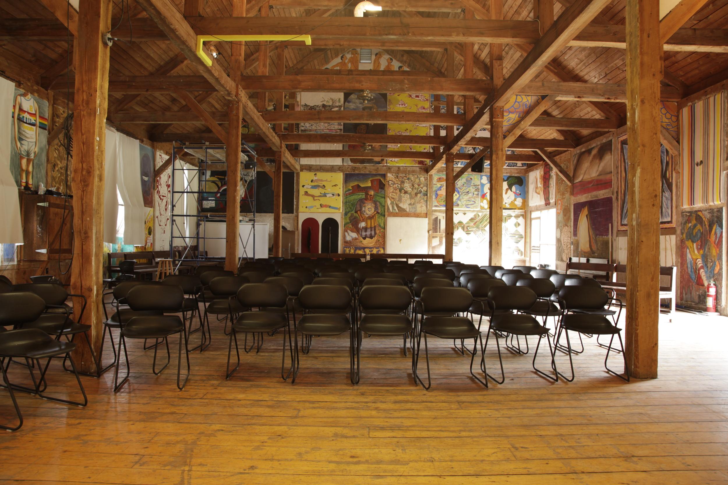 Fresco Barn, 2010