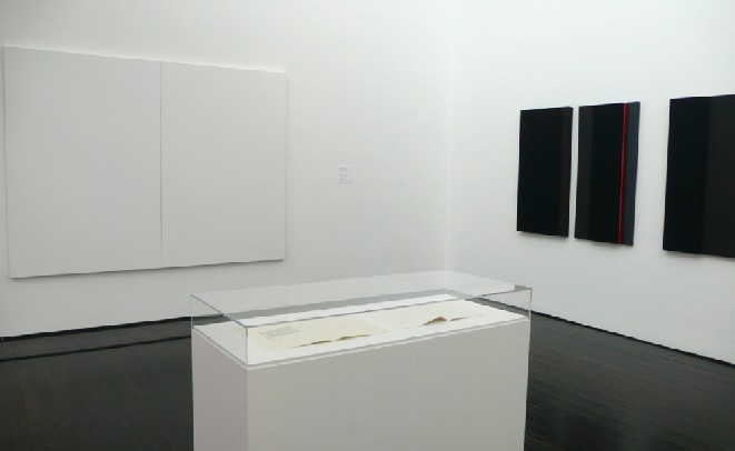 SILENCE: The Menil Collection, 2012