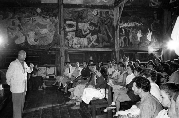 Lecture, 1949