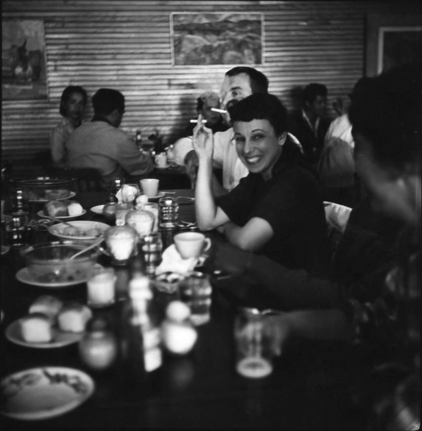 Dining Hall, 1953