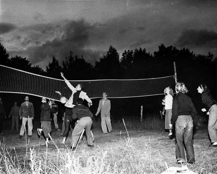 Volleyball, 1969