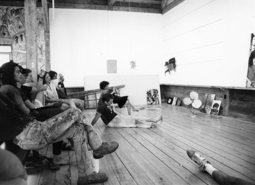 Group, 1990
