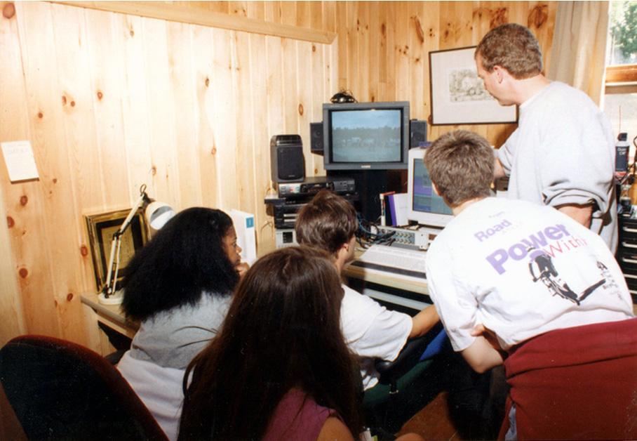 Media lab, 1997