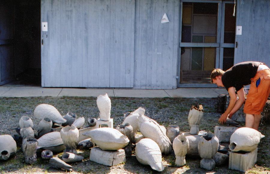 Sculpture Yard, 2002