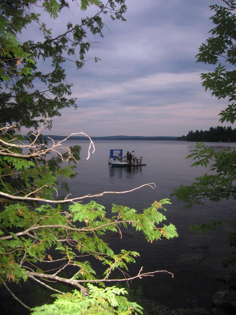 Lake Wesserunsett, 2007