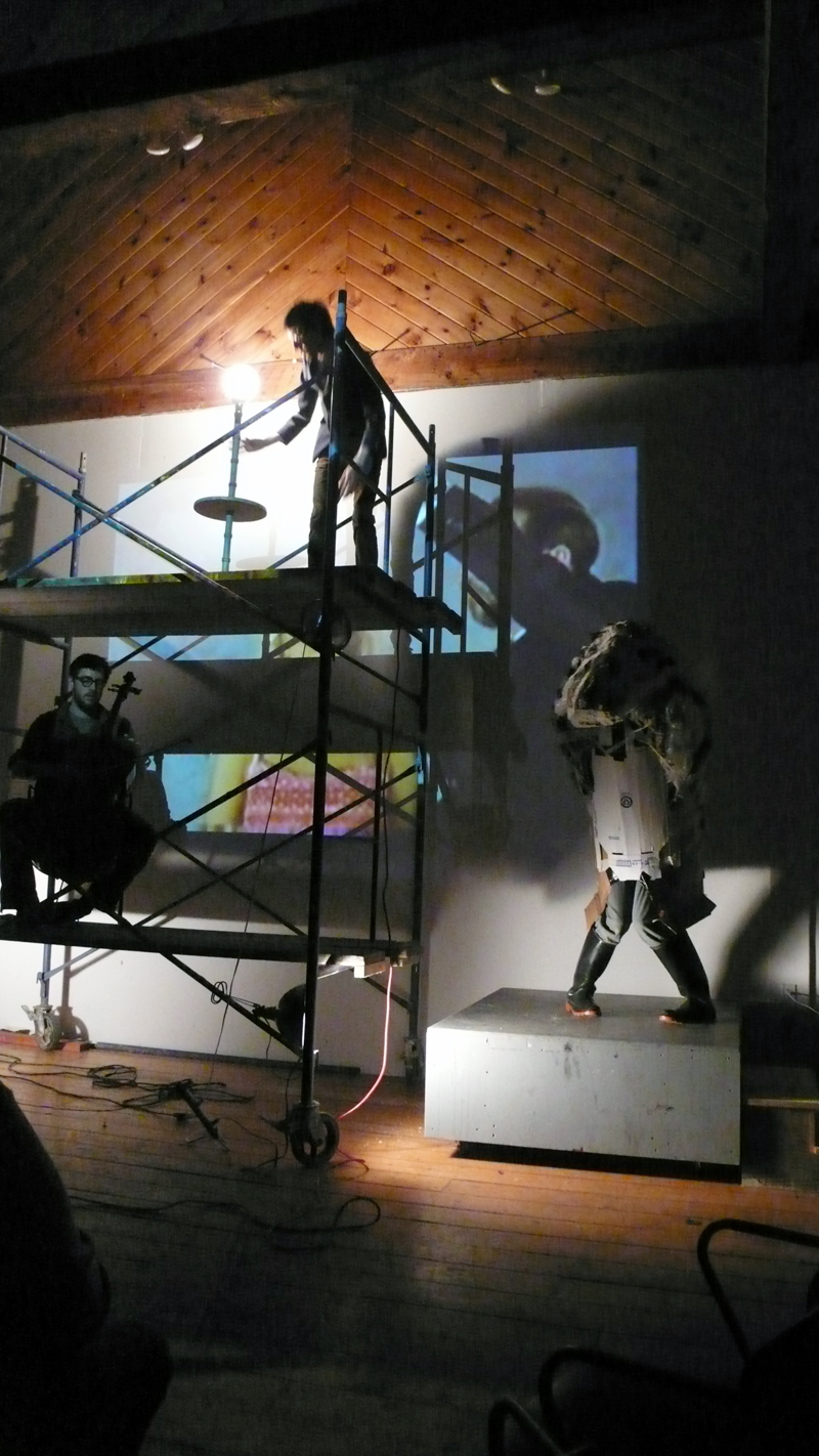 Fresco barn, 2008