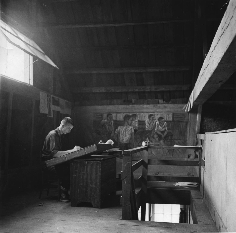 Studio, 1950