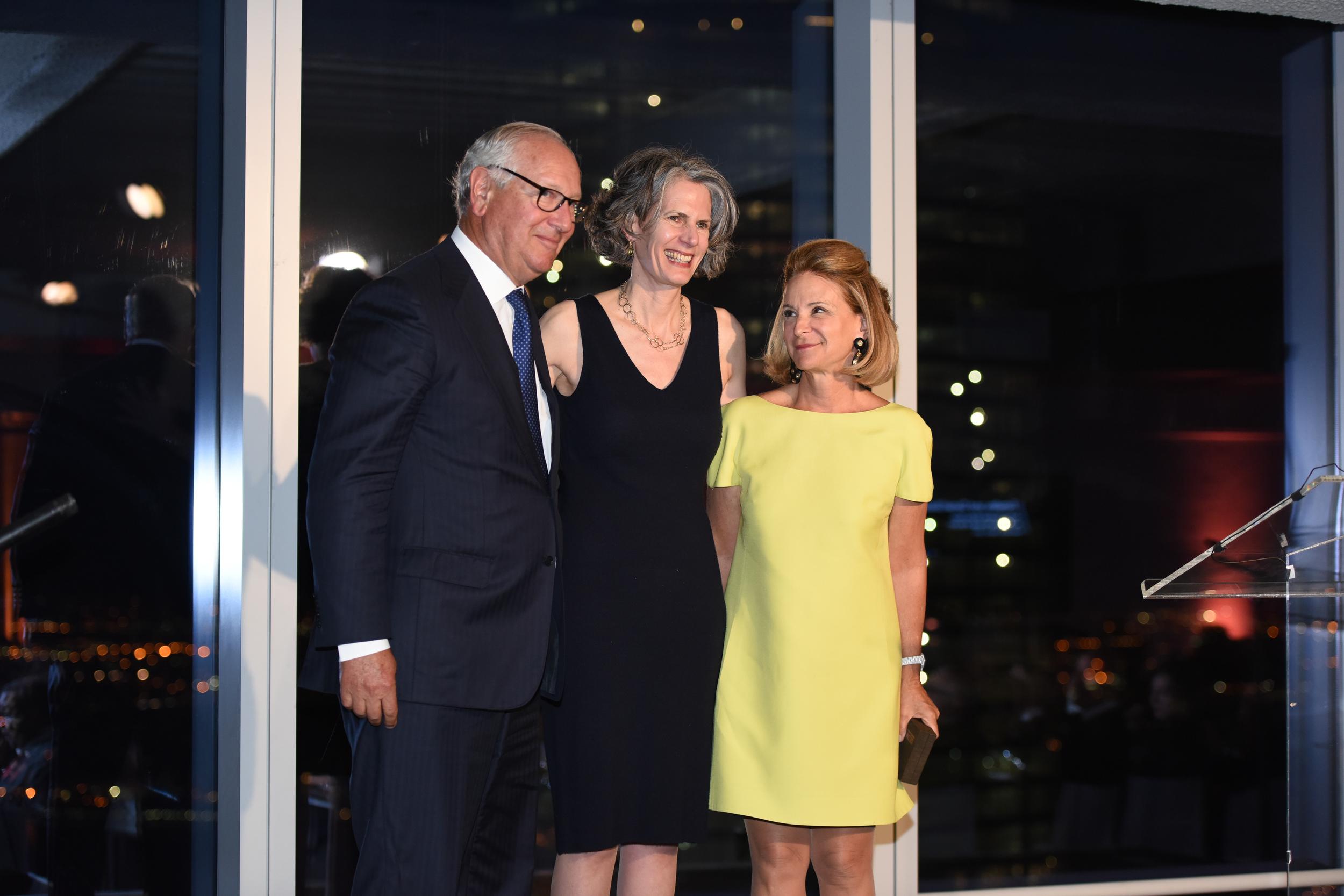 Daniel Brodsky, Kate D. Levin, Estrellita Brodsky