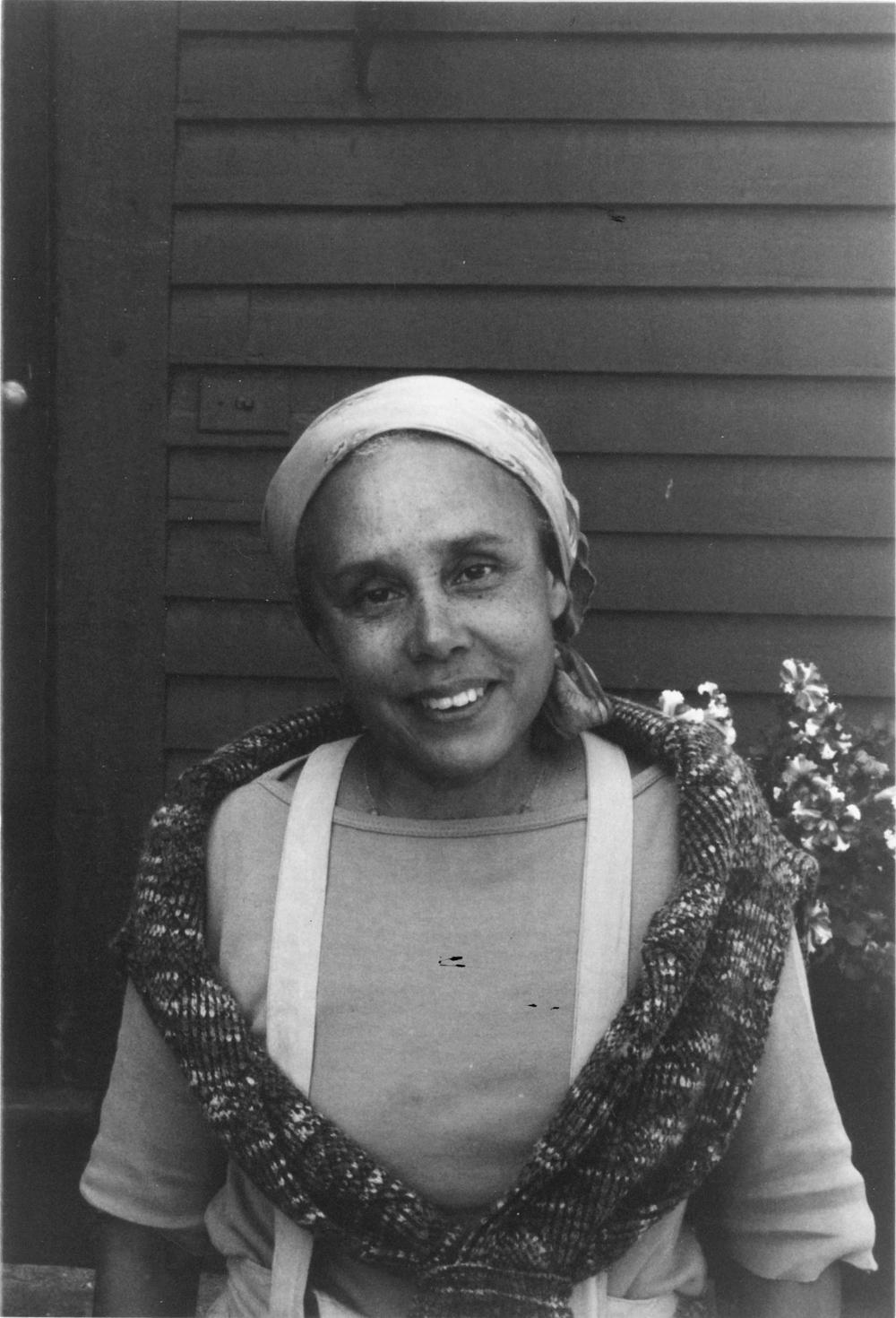 Betye Saar, 1985.