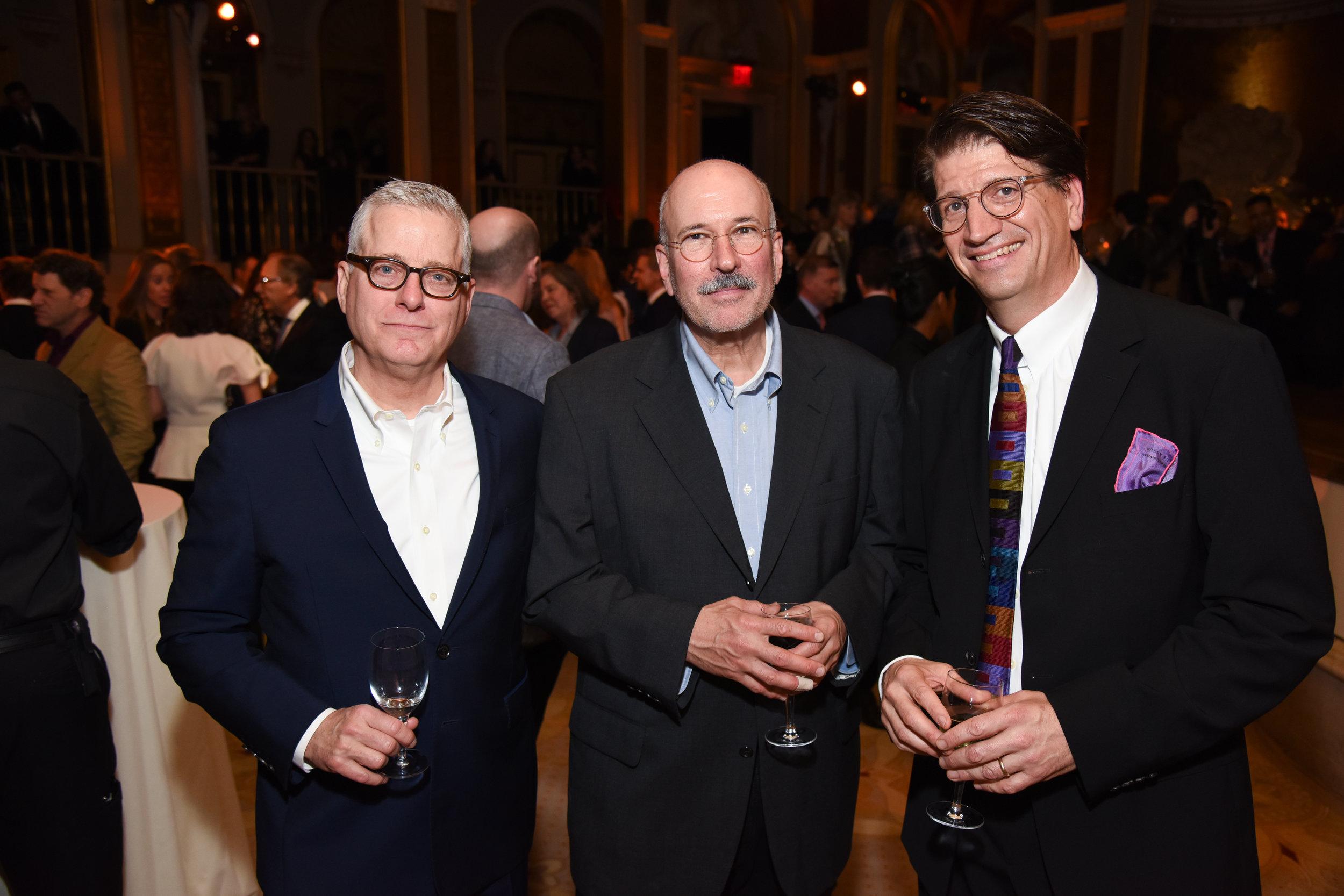 Donald Moffett, Robert Gober, John Coleman