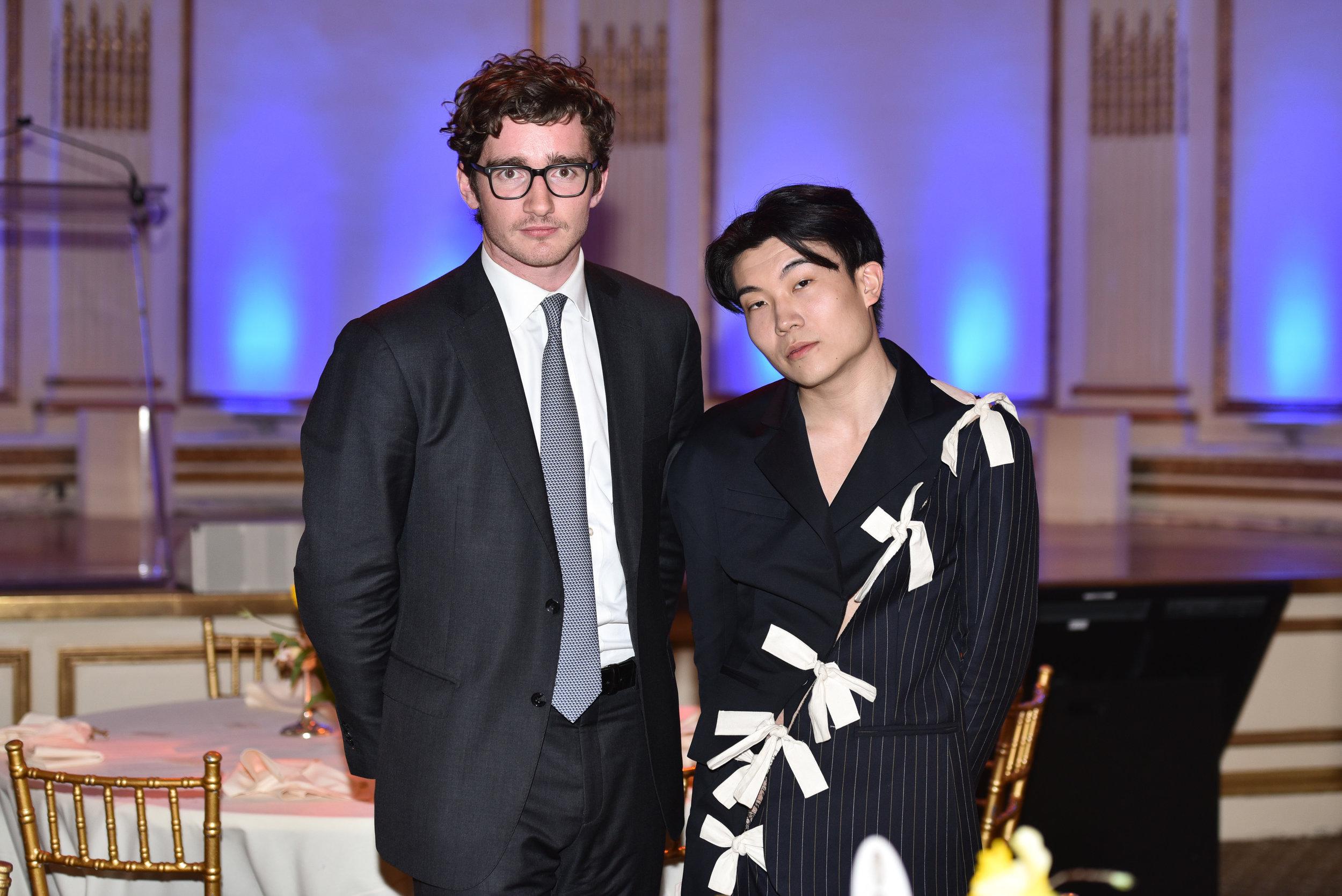 Caspar Jopling, Michael Xufu Huang