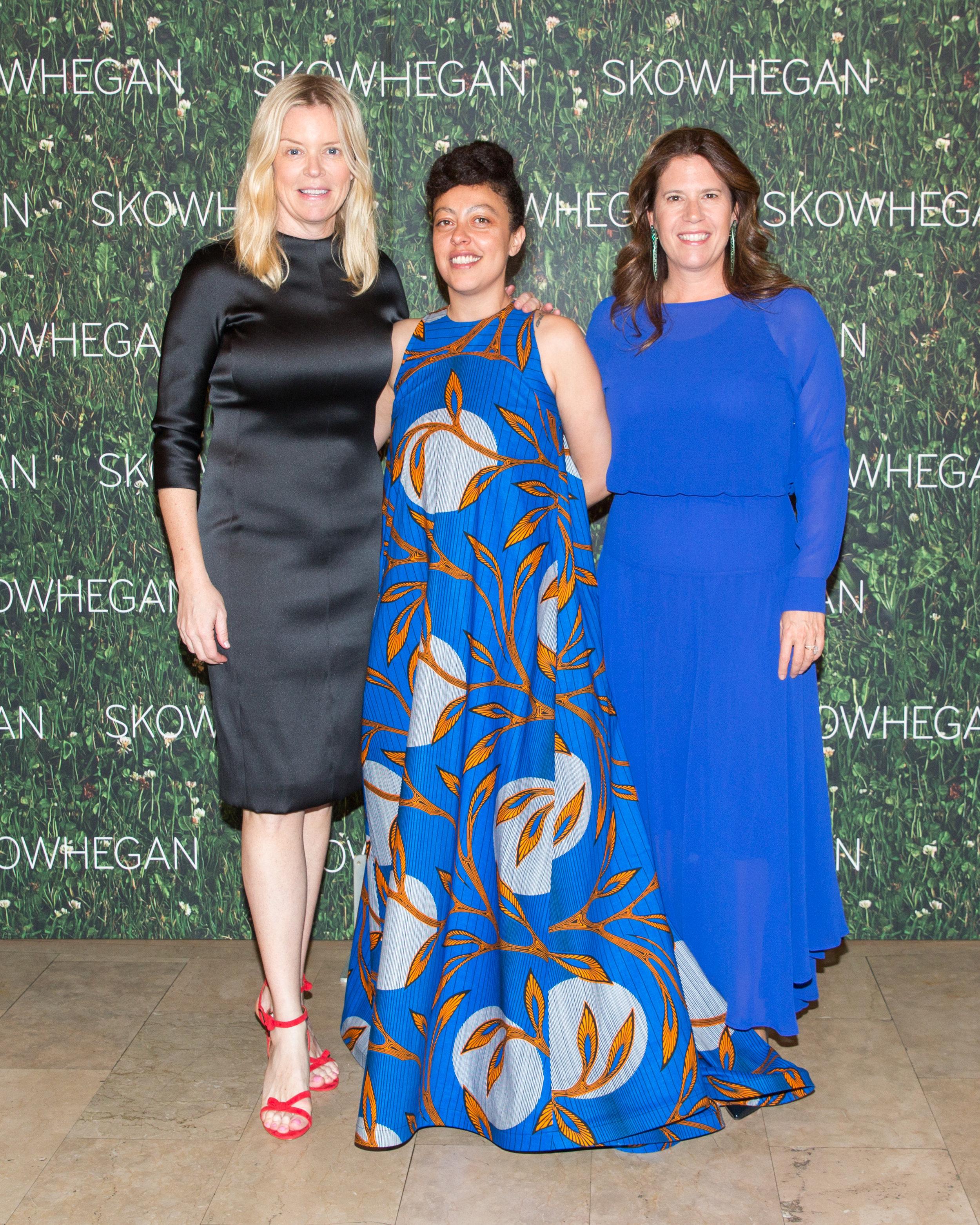 Chiara Edmands, Sarah Workneh, Eleanor Acquavella