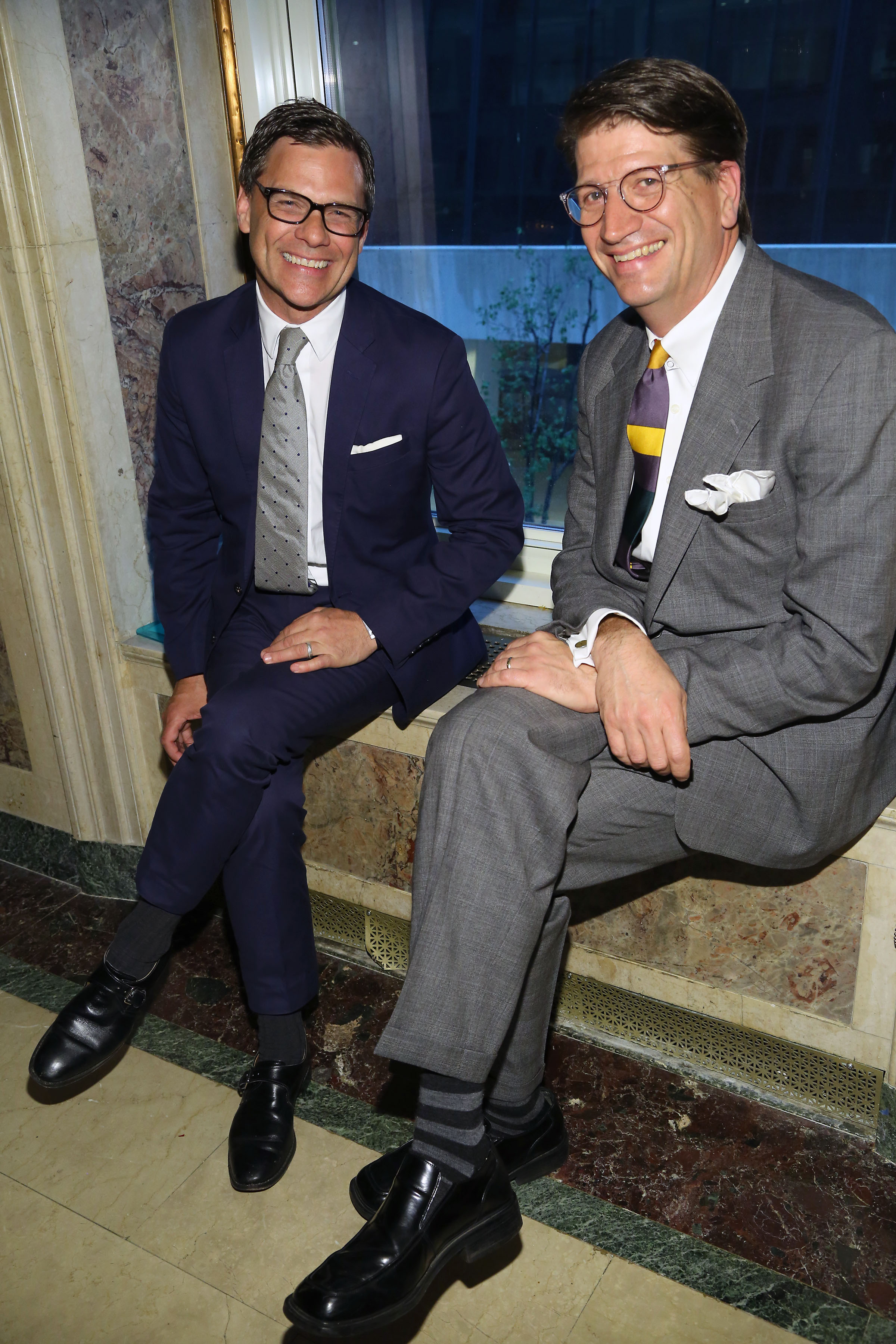 Mark Bessire, John Coleman==