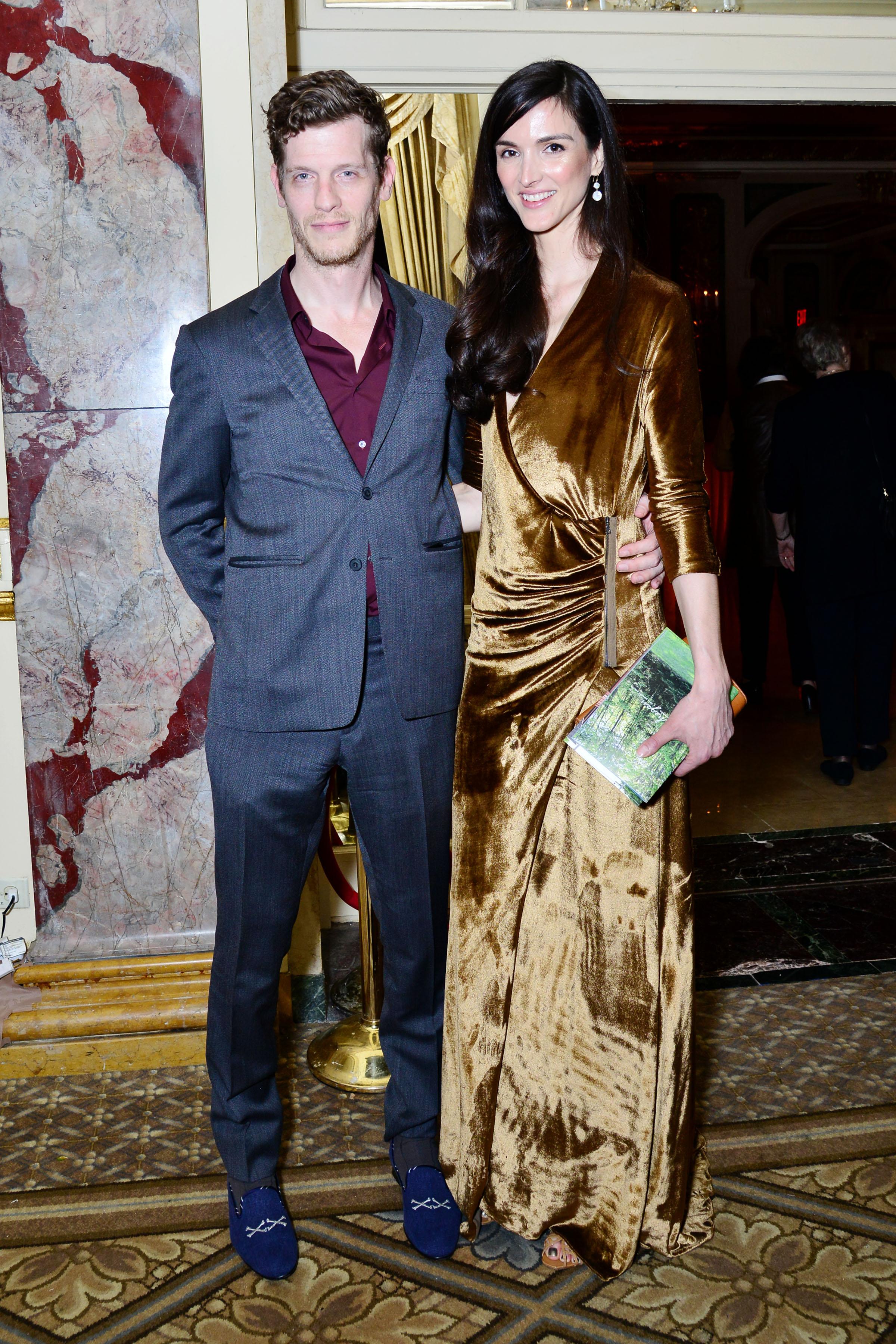 Damian Loeb, Zoya Loeb==Skowhegan 70th Anniversary Celebration & 2016 Awards Dinner== The Plaza, NYC==April 26, 2016==©Patrick McMullan==Photo – Jared Siskin/PMC==