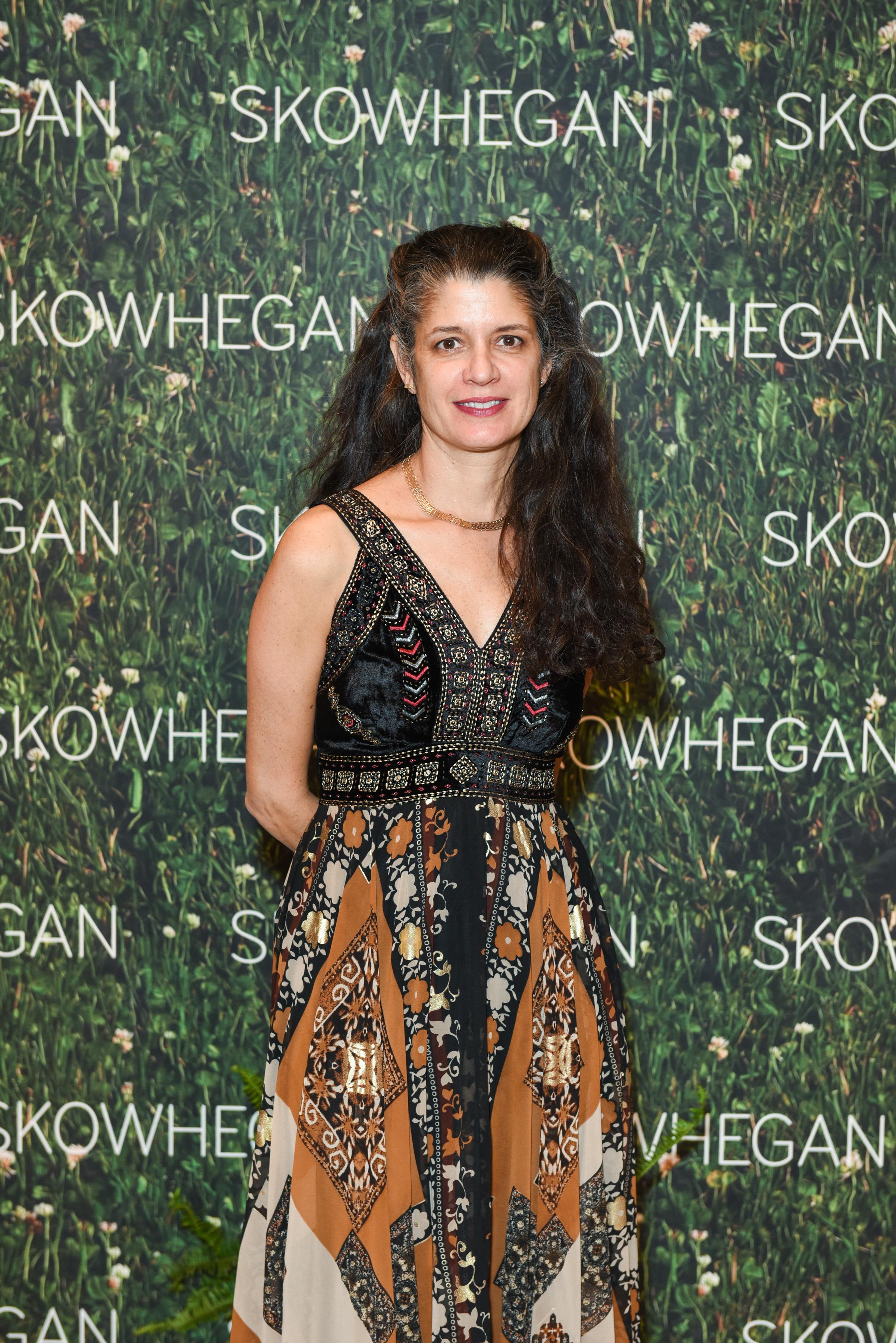 Janine Antoni==Skowhegan Awards Dinner 2018==The Plaza Hotel, New York, NY==April 24, 2018==�Patrick McMullan==Photo - Presley Ann/PMC====