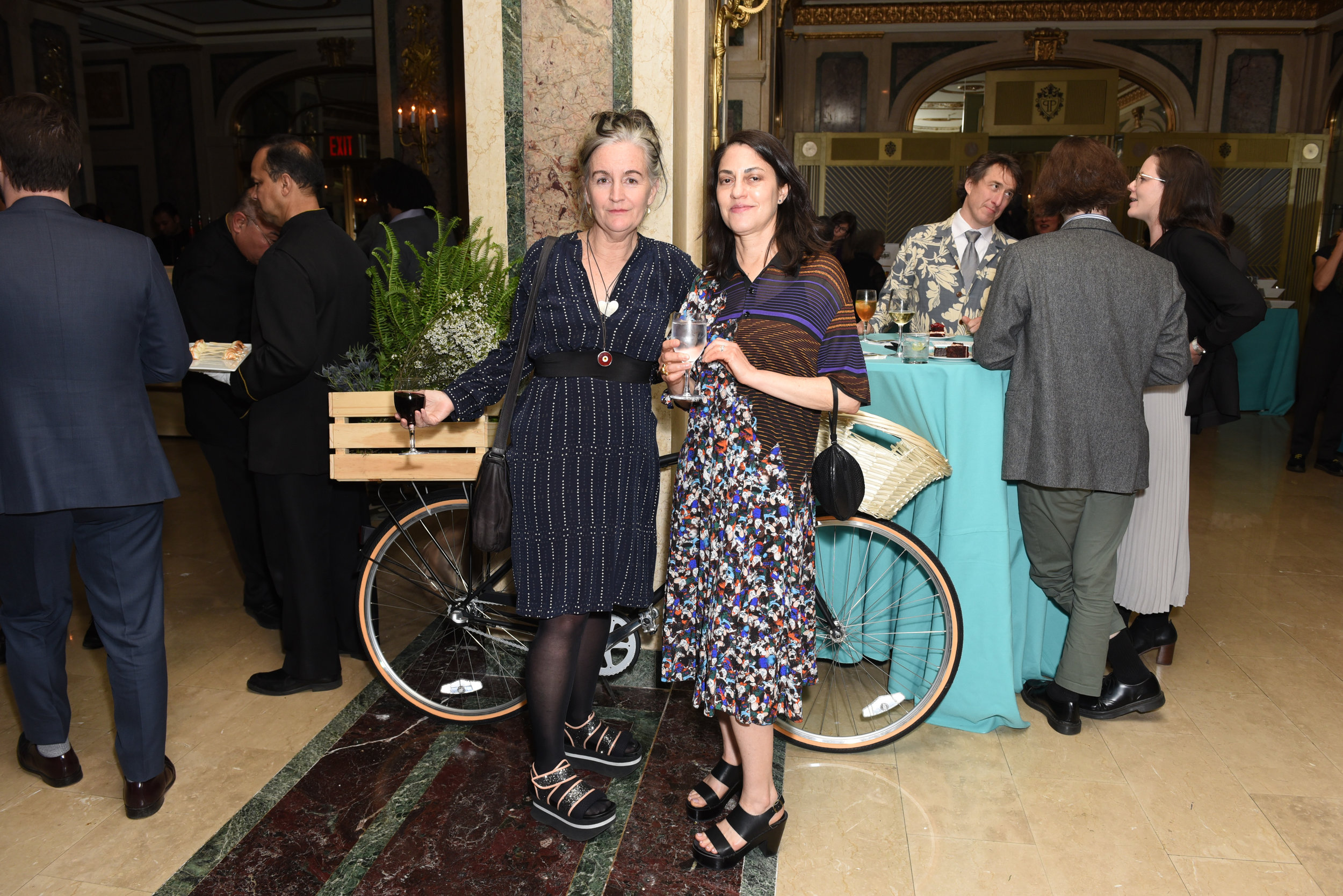 Suzanne McQuillen, Alex Pearlstein==