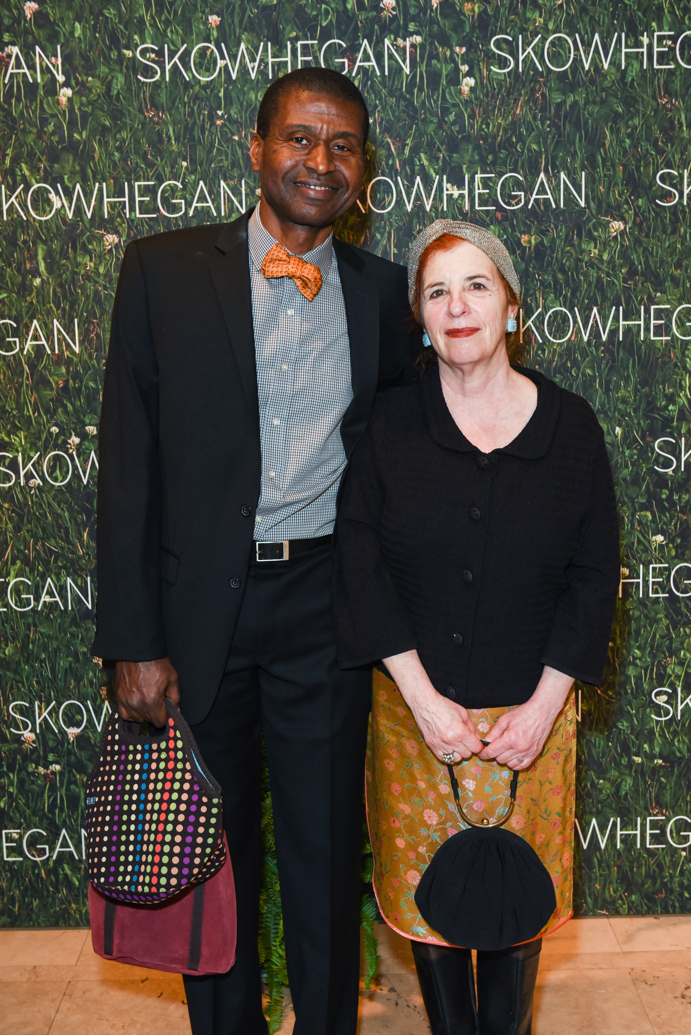 Arthur Simms, Lucy Fredkin==